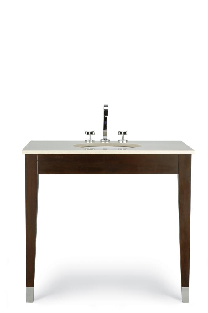 Large clarissa vanity 171 cole co the art of design for the bath